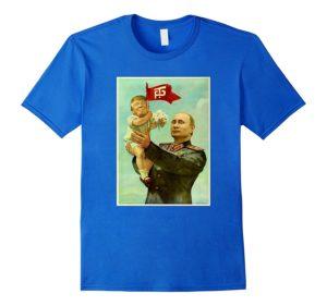 Putin and Baby Trump Shirt