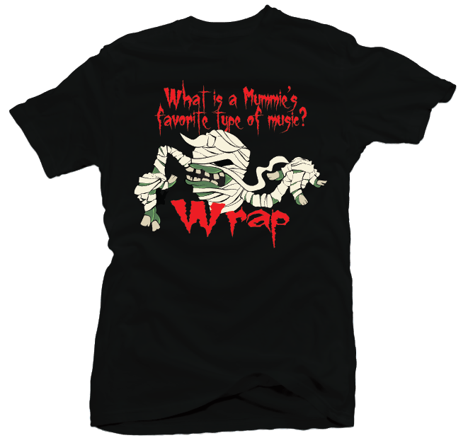 Mummy Music - Funny Halloween shirt idea for a teacher