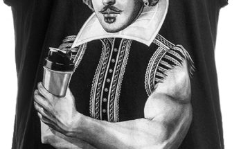 Shakespeare Meme workout tank top - Dost thou even hoist sir
